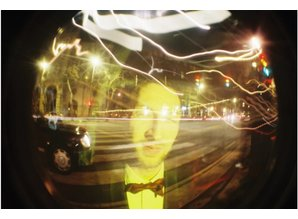 Lomography FishEye 2 Zwart Camera FCP200