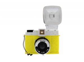 Lomography Diana F+ Glow in the Dark