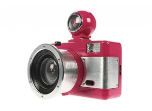 Lomography Fisheye 2 Pink Camera