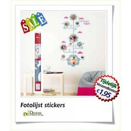 Fotolijst decoratie stickers