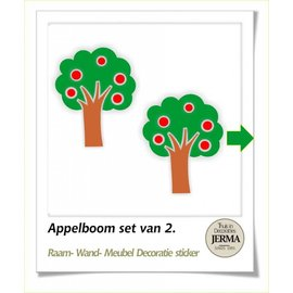 JERMA Bomen set, decoratie.