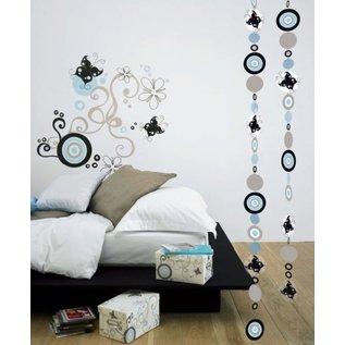 Daydreams muurdecoratie, wandstikkers