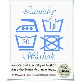 JERMA Laundry / wassymbolen
