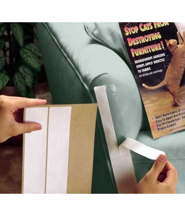 Sticky Paws Adhesive Strips