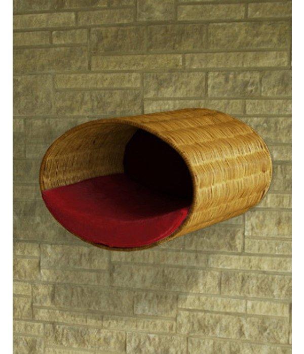 pet-interiors Rondo Wall Wicker