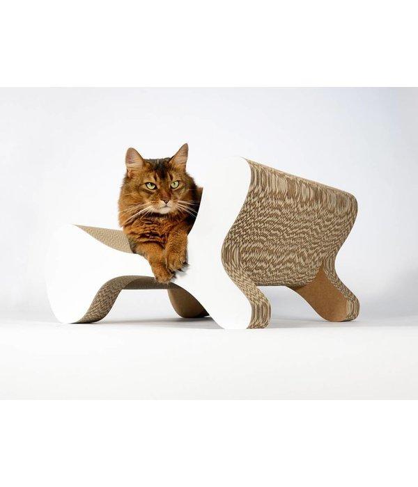 Cat-on Molecular Fauteuil