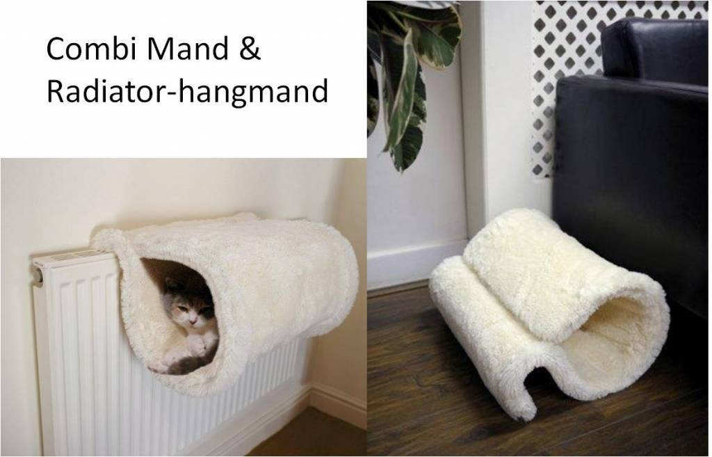 Replacement Parts Bed Covers Luxury Cat Bed and Tunnel - PurrFect Design