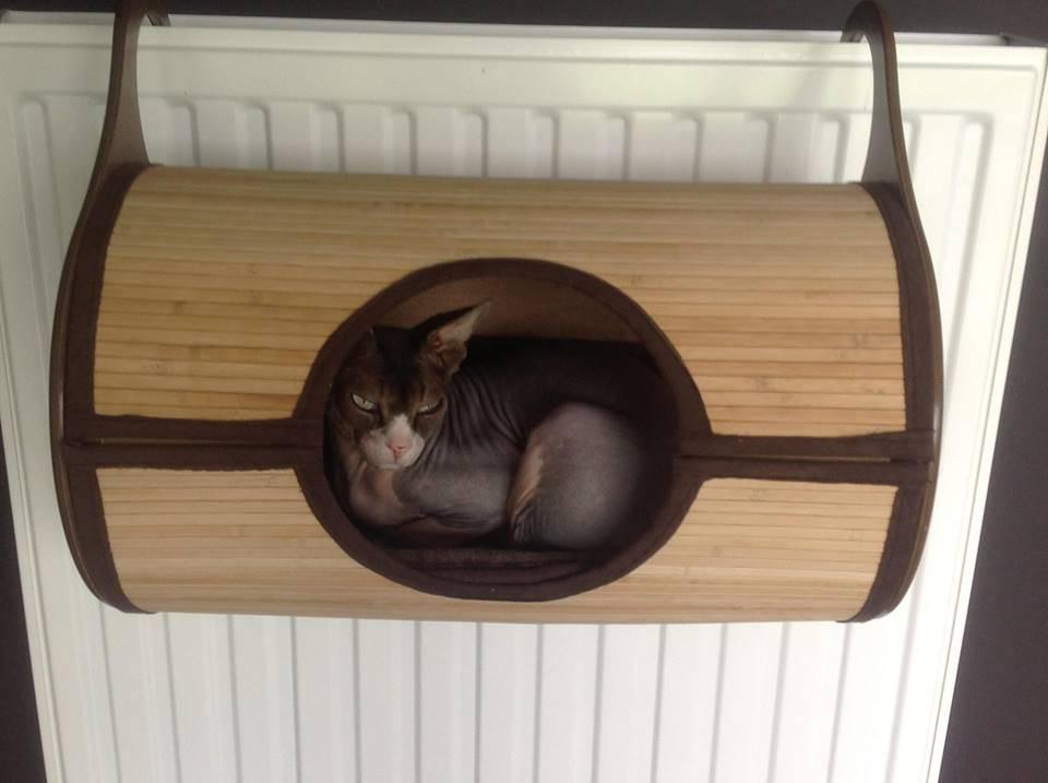 Large Cat Hammock Radiator Bed Hammock Cat