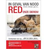 RED onze Dieren