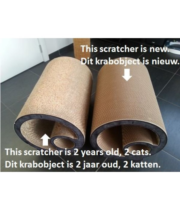 INFO: How durable are cardboard scratchers?