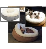 afp Lambswool Donut Bed