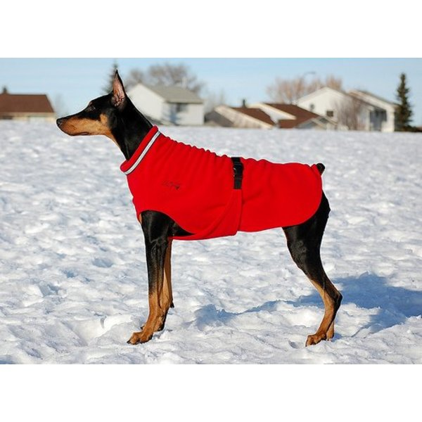 Chilly Sweater Fleece Coat - All Breed