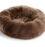 MiaCara Lana, Felpa en Sherpa Cat Donut Bed (dogs allowed ;-)