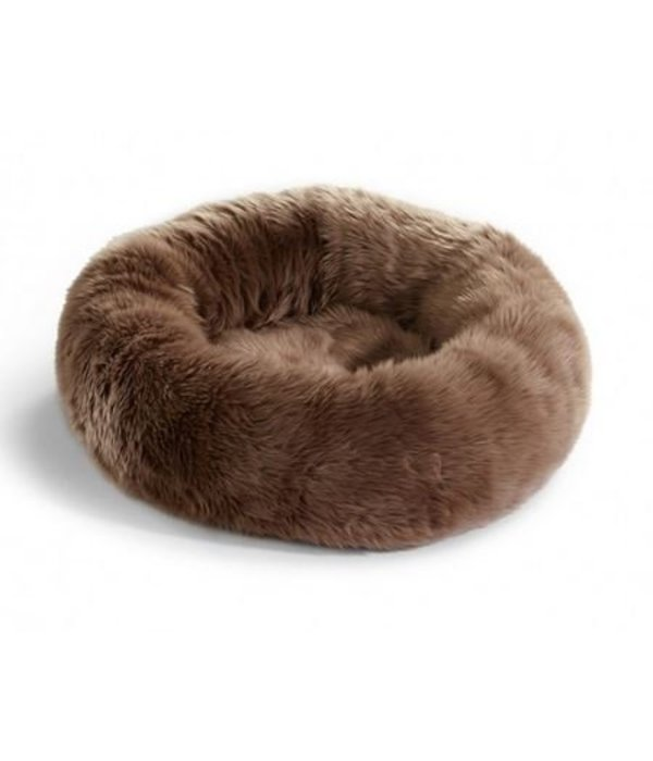 MiaCara Lana, Capello and Sherpa Cat Donut Bed (dogs allowed ;-)