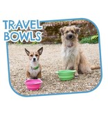 Beco Pets Beco Travel Bowl (3 maten)