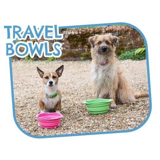 Beco Pets Beco Travel Bowl (3 maten)