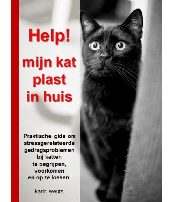Help! mijn kat plast in huis