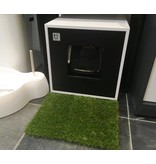 Kattenbakmat Gras