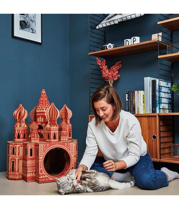 Poopy Cat Kremlin Landmark Playhouse