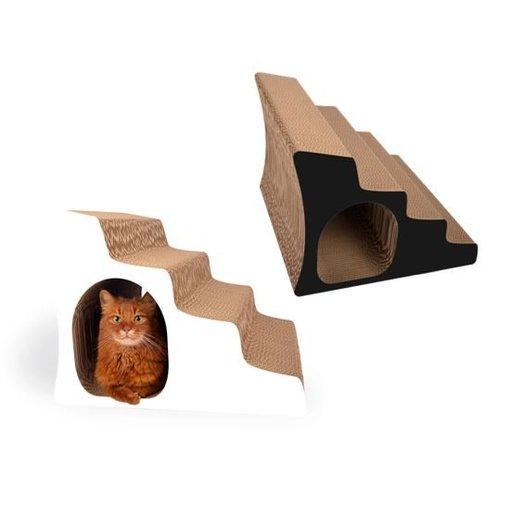 Cat-on Lescalier