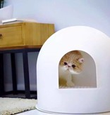 Pidan Igloo litter box