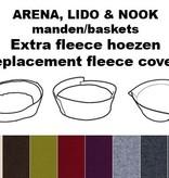 pet-interiors Extra hoezen ARENA, LIDO en NOOK manden