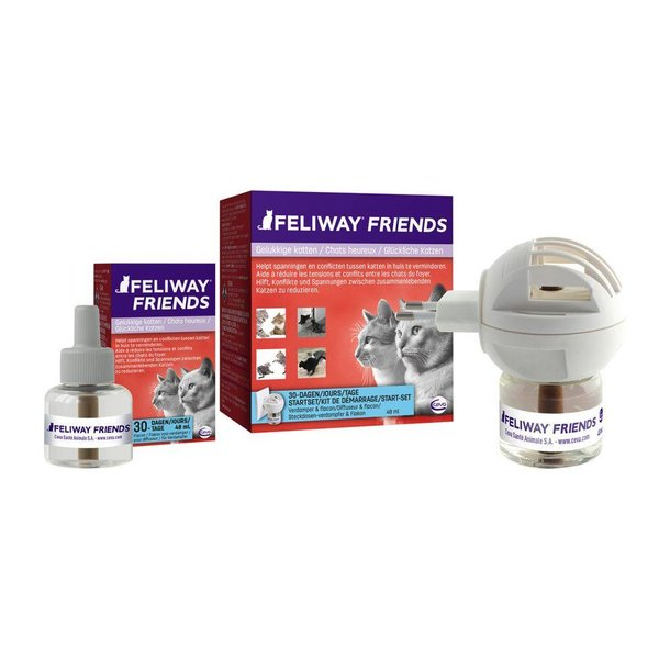 FRIENDS Diffuser and vial