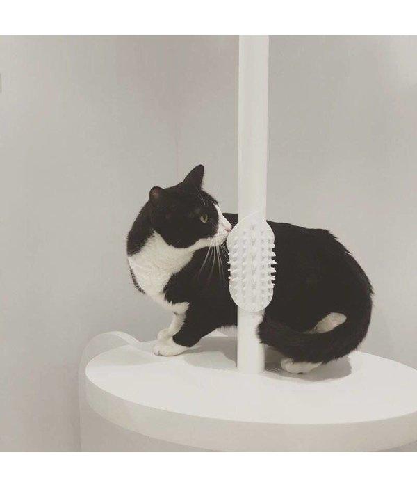 Pidan Silicone Massage borstel voor uw kat