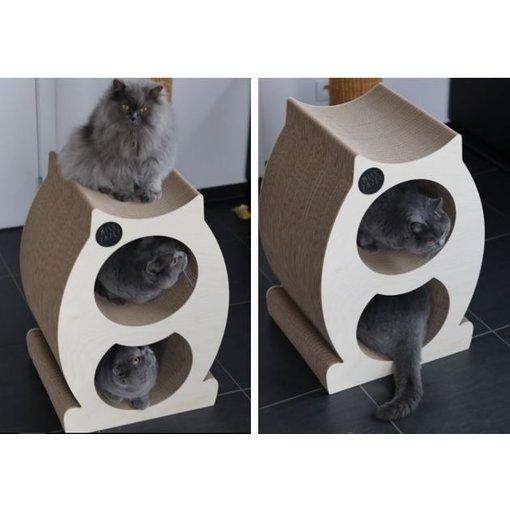 Mr Paper Owl