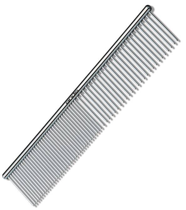 slicker brush and comb for cats purrfect design