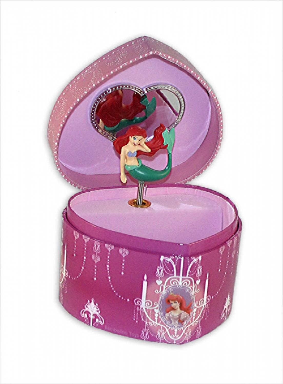 Walt Disney Ariel jewelry box