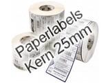 Zebra paperlabels K25