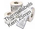 Zebra Thermal labels K25