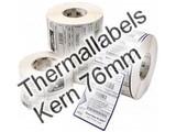 Zebra Thermal labels K76