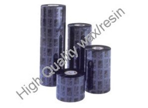 HQ wax resin ribbon / 90x450mtr. ds.à 12 rl.