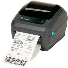 Zebra GK420D labelprinter