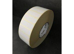 Zebra etiket 57x19 /K76/ rol à 6.600 etiketten