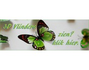3D Vlinders & Vlinder stickers