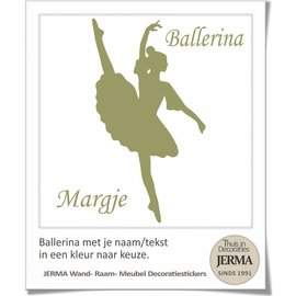 JERMA - Decoratie Ballerina