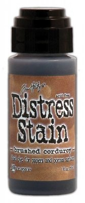 Ranger Distress Stain Brushed Corduroy
