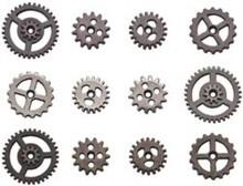 Idea-ology Mini Gears (12 Stuks)