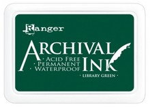 Ranger Archival Ink Library Green (AIP31475)