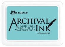 Ranger Archival Ink Aquamarine (AIP30577)