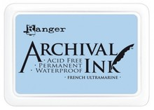 Ranger Archival Ink French Ultramarine (AIP30607)