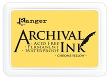 Ranger Archival Ink Chrome Yellow (AIP30591)