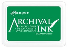 Ranger Archival Ink Emerald Green (AIP30447)