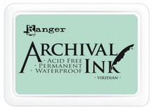 Ranger Archival Ink Viridian (AIP30669)
