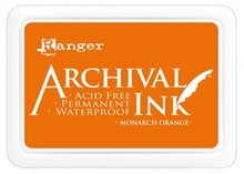 Ranger Archival Ink Monarch Orange (AIP31239)