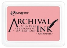 Ranger Archival Ink Rose Madder (AIP30638)