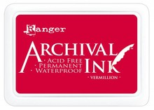 Ranger Archival Ink Vermillion (AIP30461)